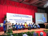 CLP 2012 Convocation Ceremony at Dewan Tun Hussein Onn, Putra World Trade Centre, Kuala Lumpur on 13 March 2013